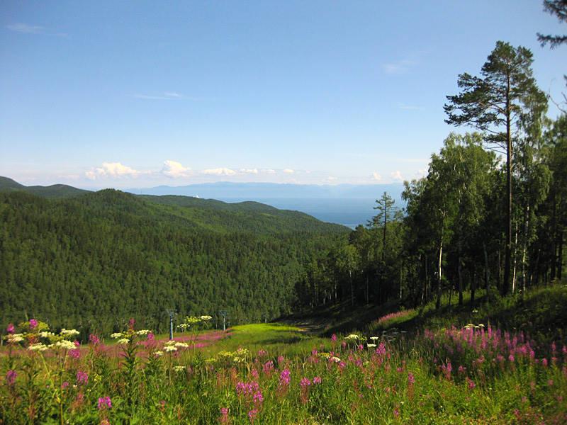 Pad Cross - Tourism on Lake Baikal