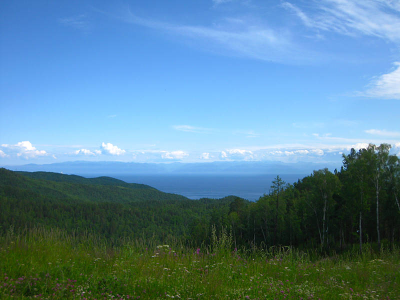 Cherskiy Peak - Tourism on Lake Baikal