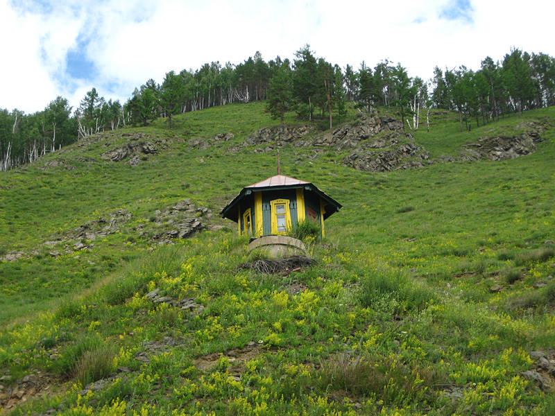 Circum-Baikal Railway - Tourism on Lake Baikal