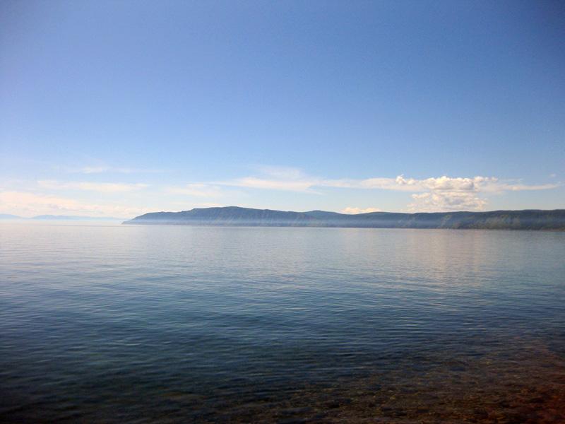 Calm - Rest on Lake Baikal
