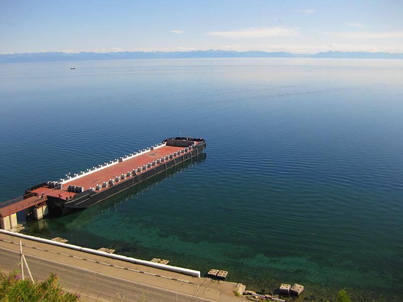 Berth - Rest on Lake Baikal