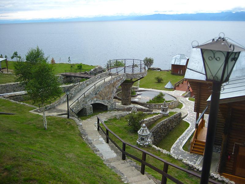 Zarisovka - Rest on Lake Baikal