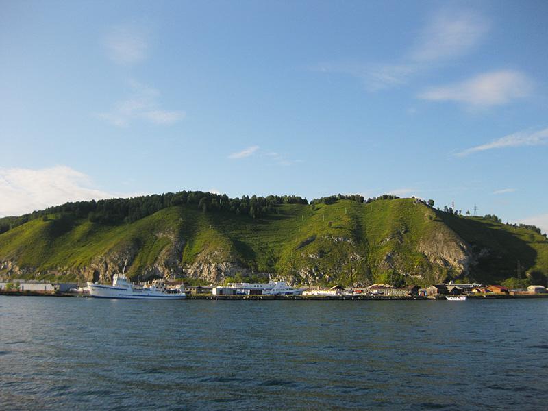 Port Baikal - Rest on Lake Baikal