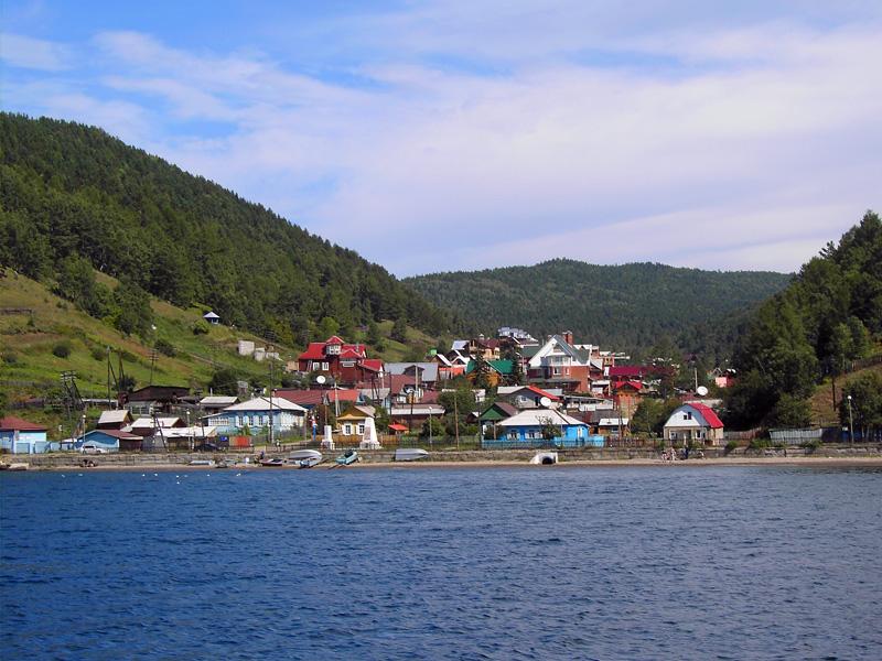 Chapaeva Street - Rest on Lake Baikal