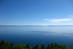 View from Chersky Stone - Rest on Lake Baikal