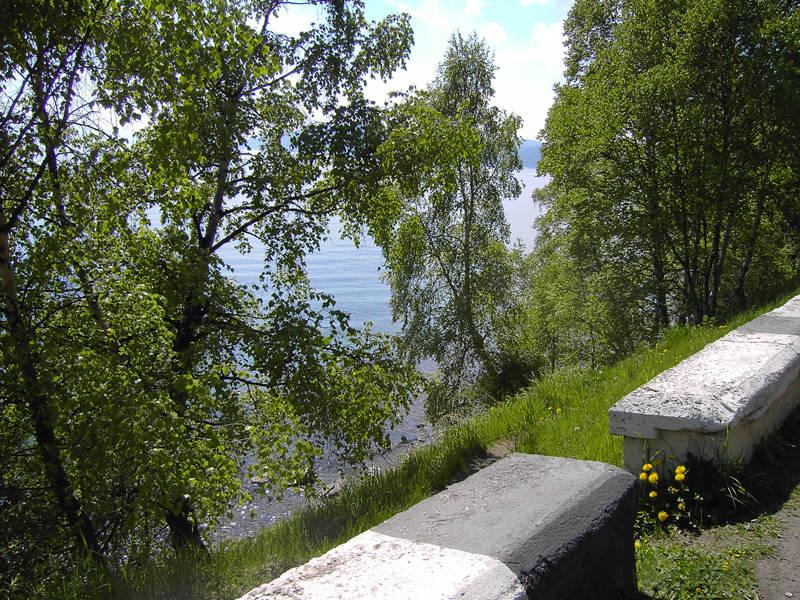 Downstairs Baikal - Rest in Listvyanka