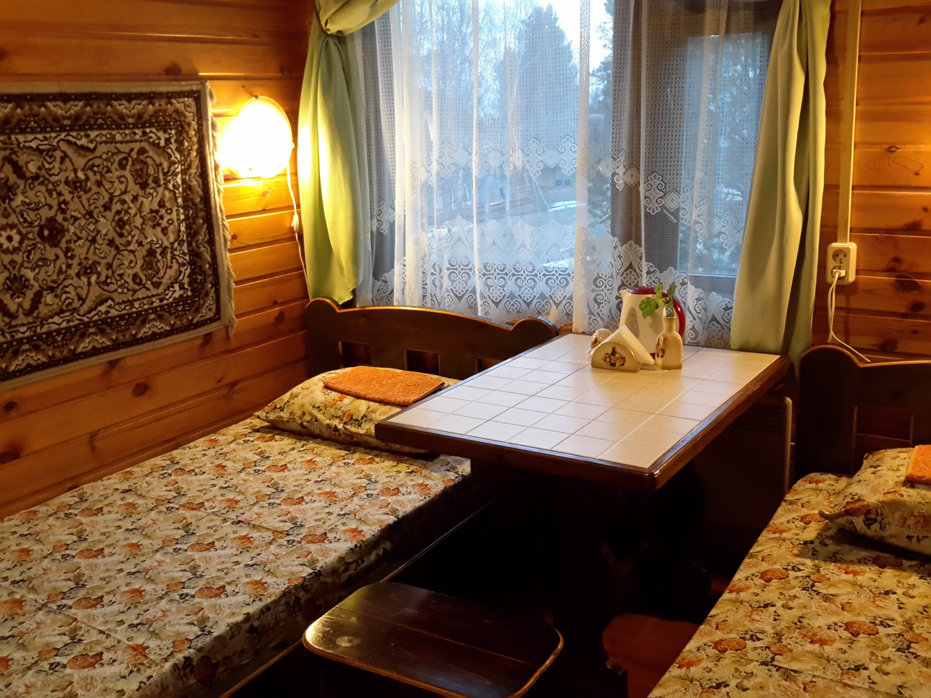 Room 3 View 1 - House on Lake Baikal
